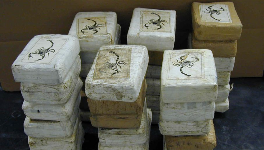 Kokaina to główny produkt eksportowy Kolumbii (fot. Wiki/cc)