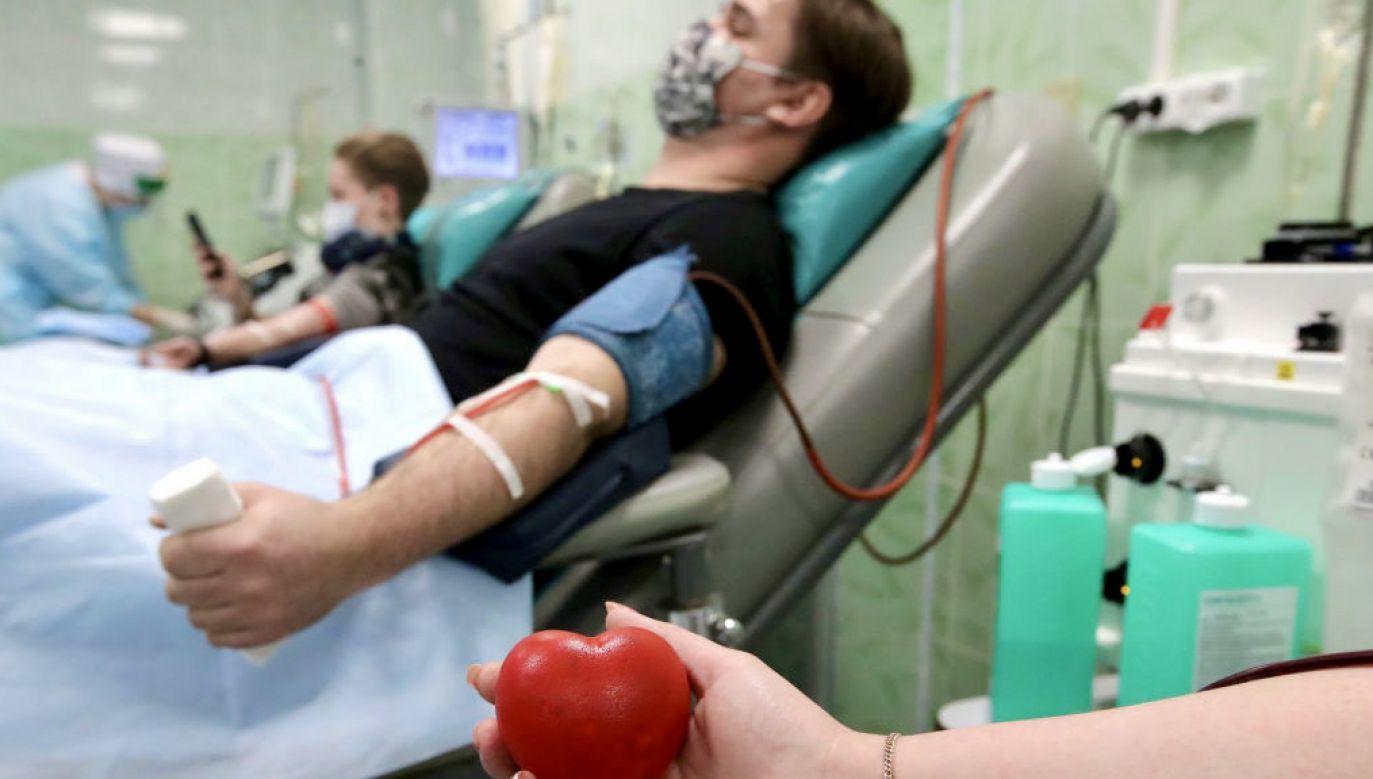 """Koronawirus """"zniszczył"""" raka – twierdzą włoscy i brytyjscy lekarze (fot. Sergei Karpukhin\TASS\Getty Images)"""