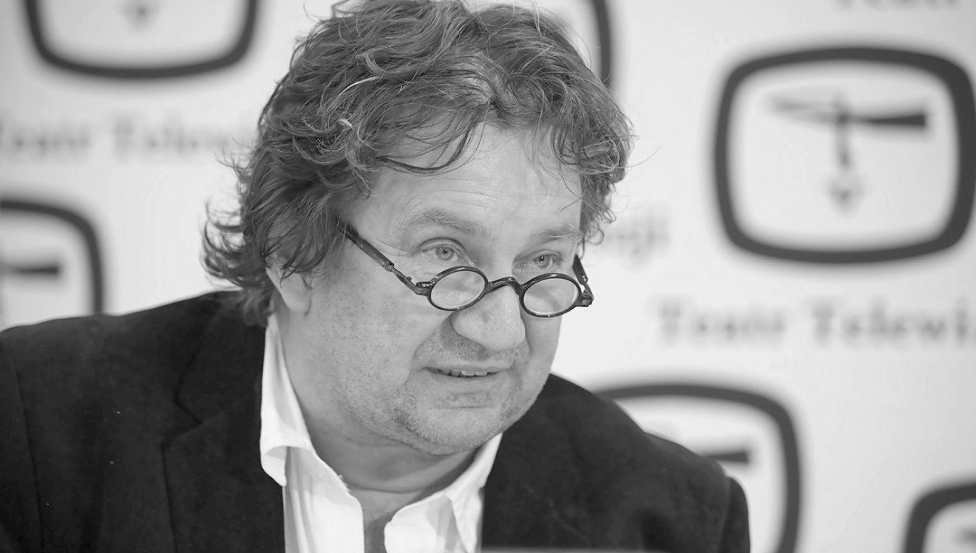 Paweł Królikowski miał 58 lat (fot. arch.PAP/Leszek Szymański)