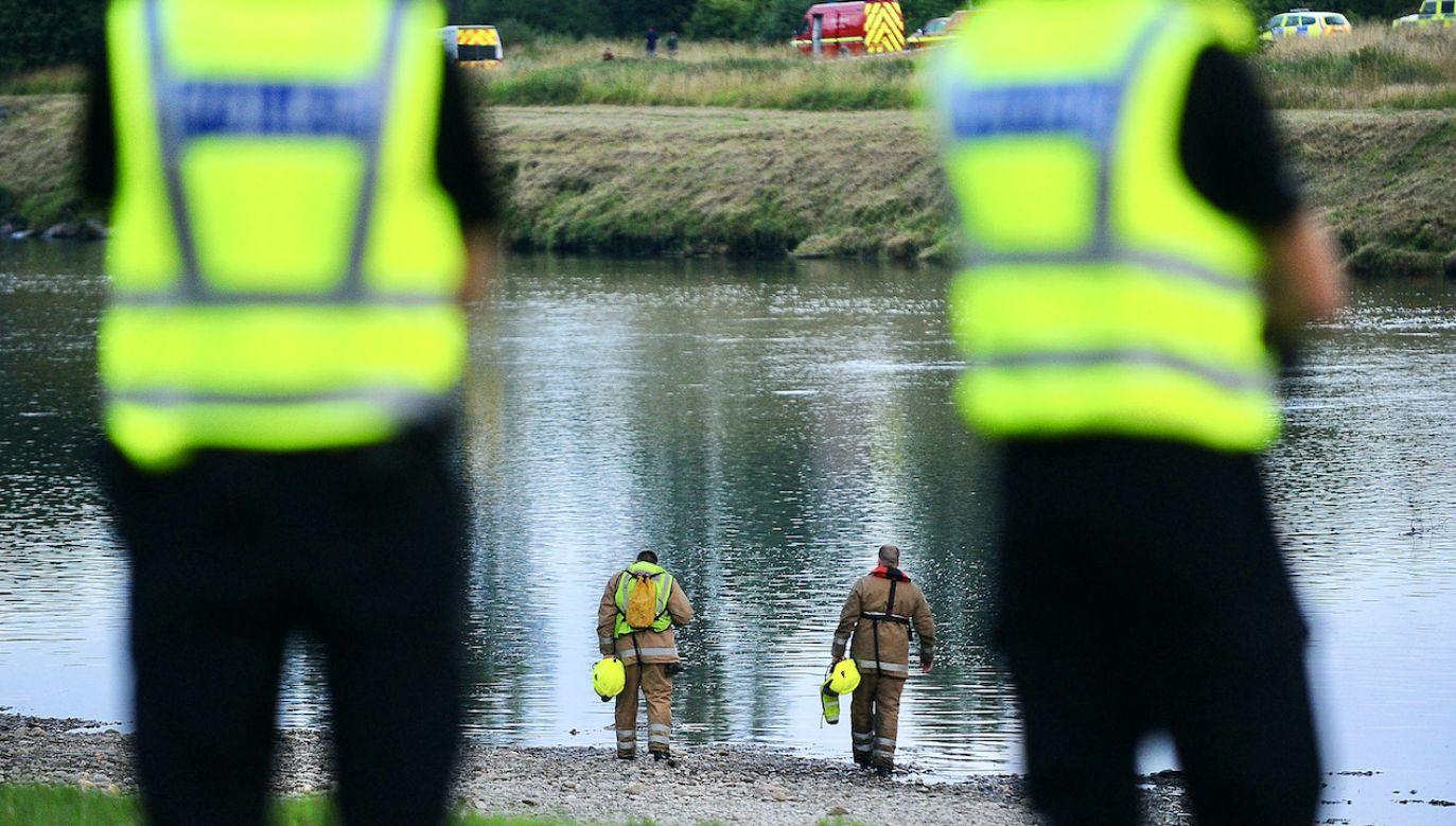 Ciało chłopca zostało wyciągnięte z kanału przez służby ratunkowe po 90-minutowych poszukiwaniach (fot. S.Campbell/Getty Images, zdjęcie ilustracyjne)