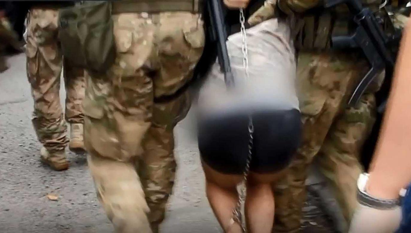 22-letni Jakub A. został zatrzymany w niedzielę w godzinach popołudniowych (fot. Policja dolnośląska)