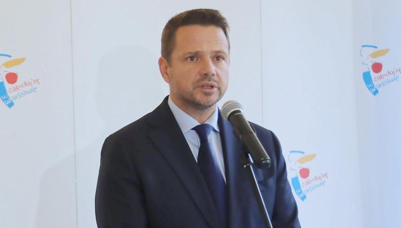 Aktywista miejski skomentował rezygnację z budowy kolejnych planowanych linii tramwajowych (fot. PAP/Wojciech Olkuśnik)