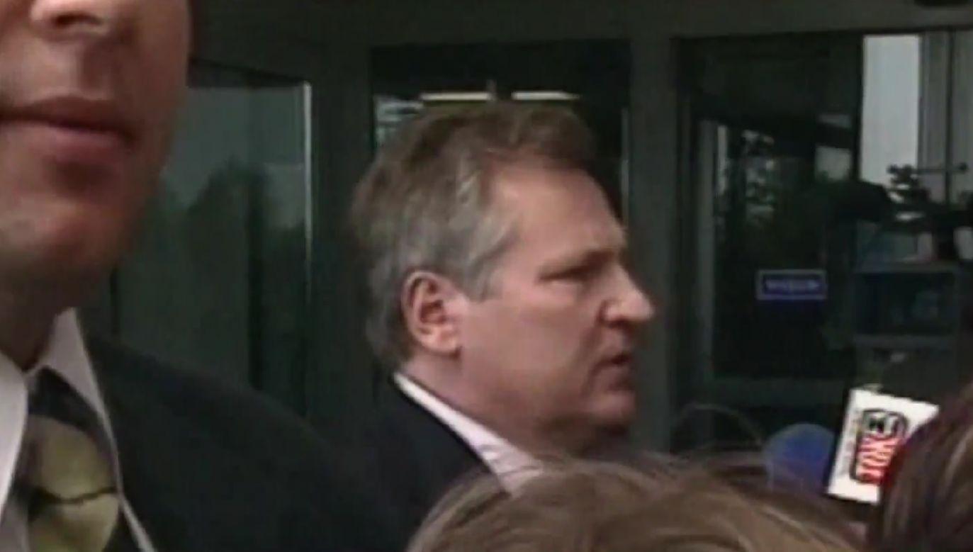 Kwaśniewski nazywał te decyzje rutynowymi (fot. TVP Info)