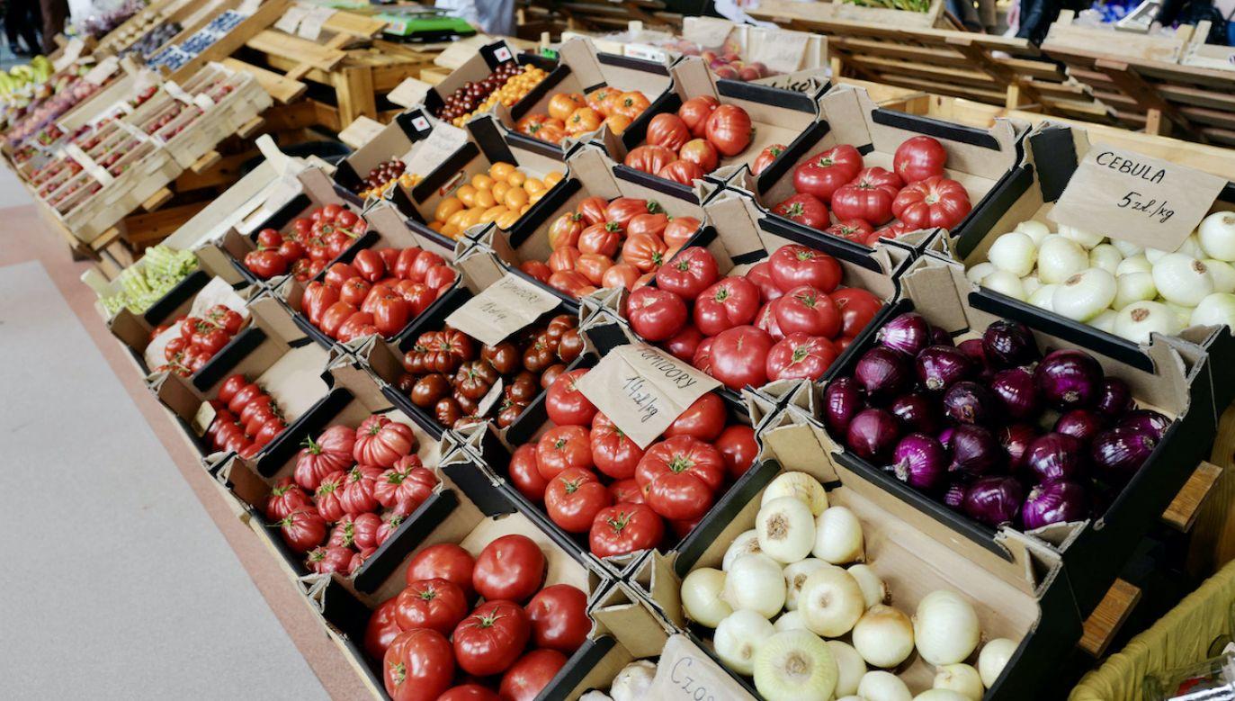 Rośnie eksport polskiej żywności (fot. arch.PAP/Mateusz Marek)