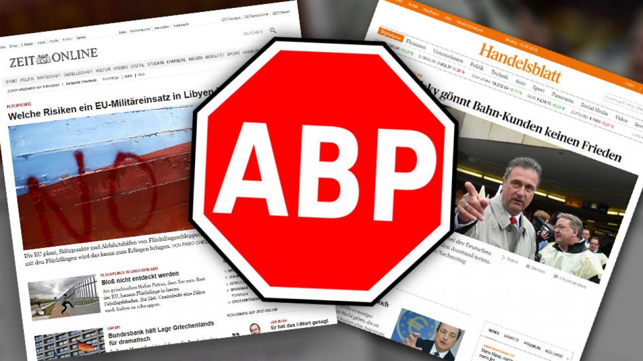 Wydawcy zapowiadają, że mogą odwołać się od wyroku (fot. zeit.de/handelsblatt.com)