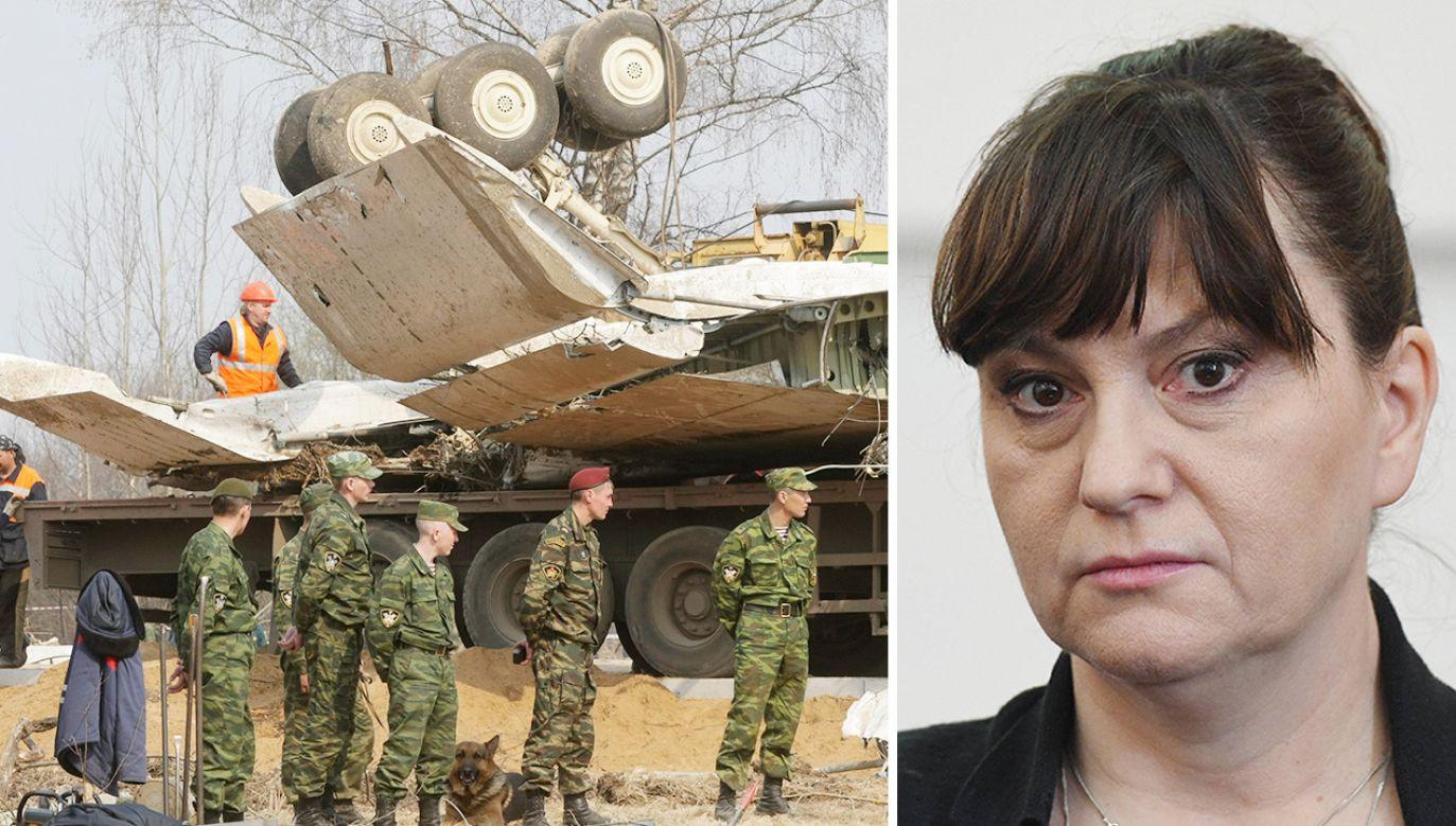 """Premiera dokumentu """"Stan zagrożenia"""" w TVP1 (fot. PAP/Radek Pietruszka; EPA)"""