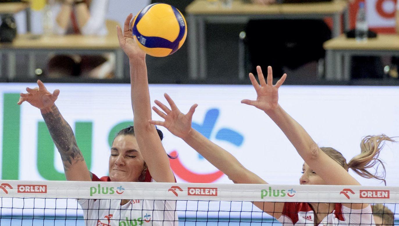 Polki przegrały z Holenderkami w Rimini (fot. arch.PAP/Grzegorz Michałowski)