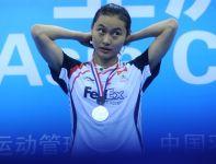 Chinka Wang Yihan - numer 1 światowego rankingu (fot. Getty Images)