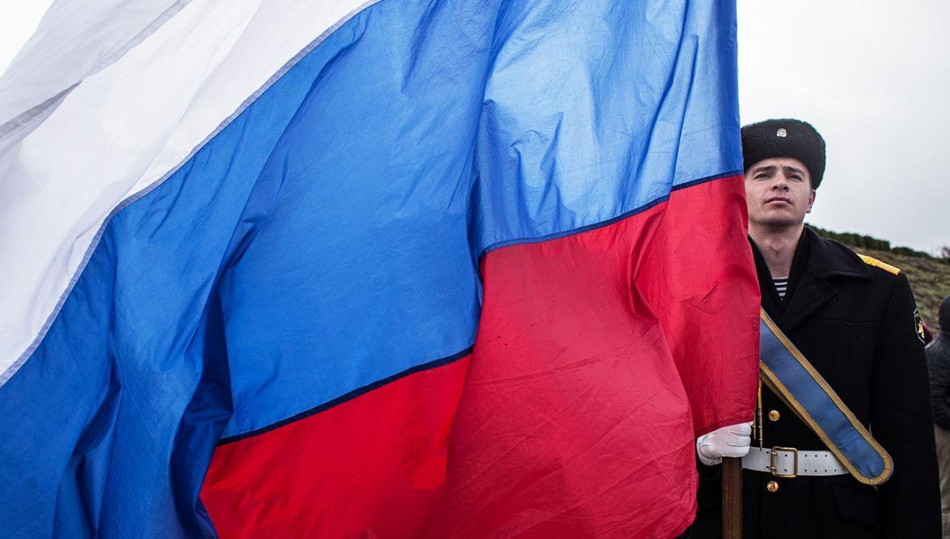 Relacje Unii z Rosją cały czas się pogarszają (fot. Alexander Aksakov/Getty Images, zdjęcie ilustracyjne)