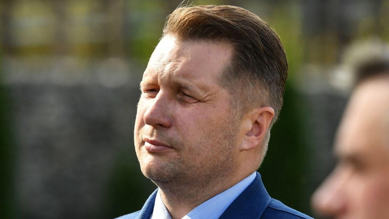 Przemysław Czarnek (fot. PAP/Wojtek Jargiło)