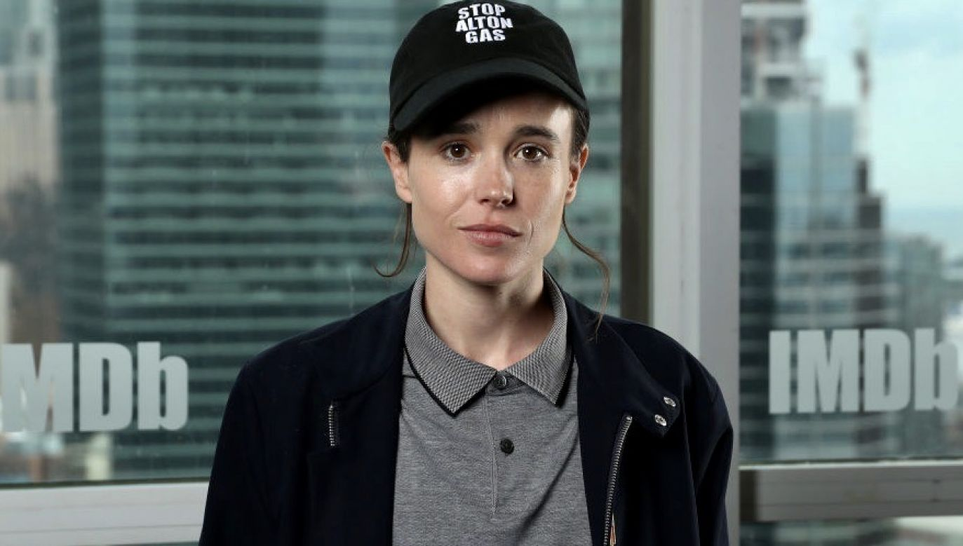Ellen Page (fot. Rich Polk/Getty Images for IMDb)