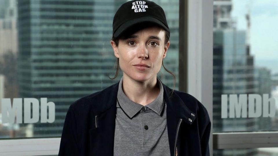 Ellen Page, Elliot Page. Aktorka zmieniła płeć, jest transpłciowa i jest mężczyzną - tvp.info