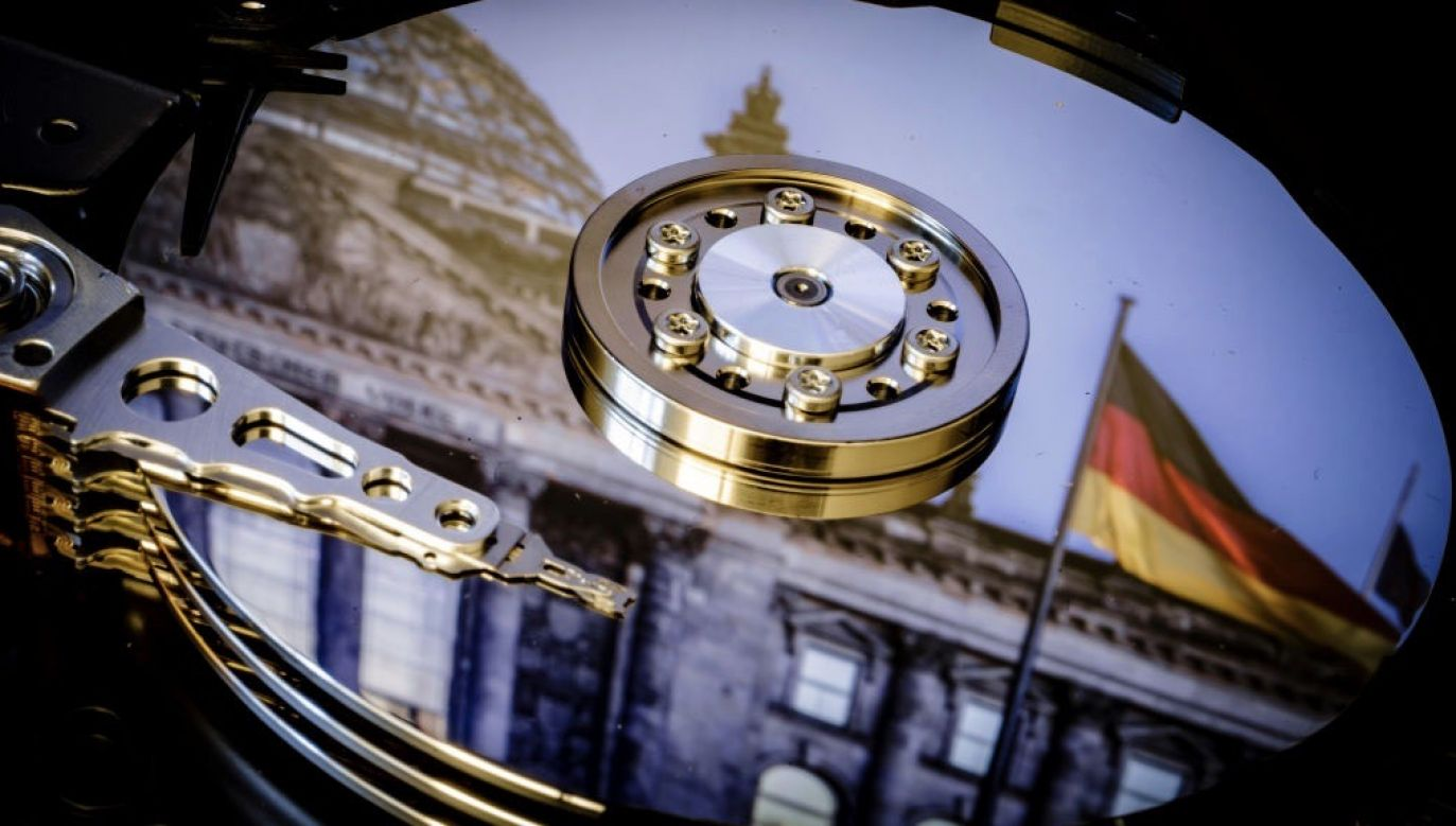 Do cyberataku na Bundestag doszło w 2015 roku (fot. Thomas Trutschel/Photothek via Getty Images)