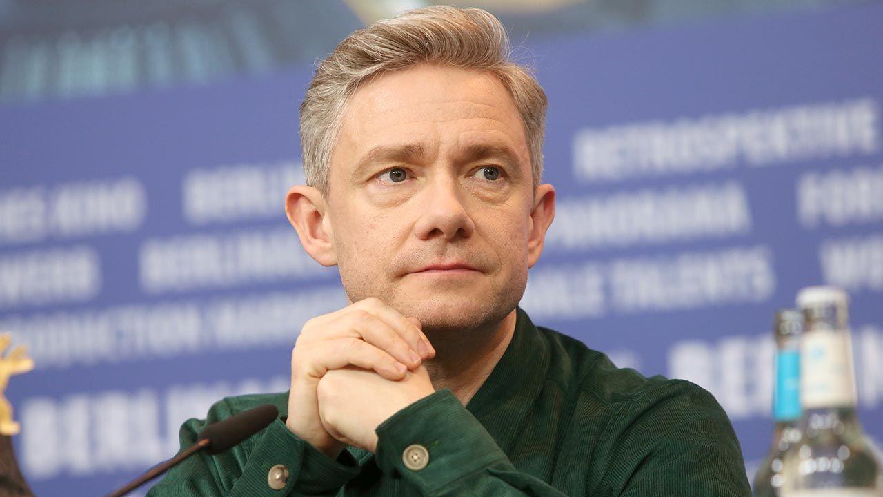 Martin Freeman (fot. PAP/EPA/ADAM BERRY)