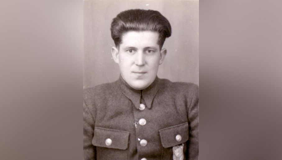 """Stanisław Grabowski """"Wiarus"""", """"Szalony Stasiek"""" (fot. IPN)"""