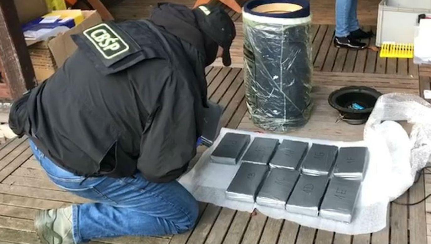Gangsterzy wyprodukowali i przemycili narkotyki warte kilka milionów zł (fot. CBŚP)
