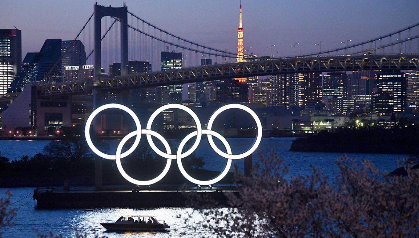 Zakażenie koronawirusem wśród sportowców przybywających na Igrzyska w Tokio (fot. Carl Court/Getty Images)