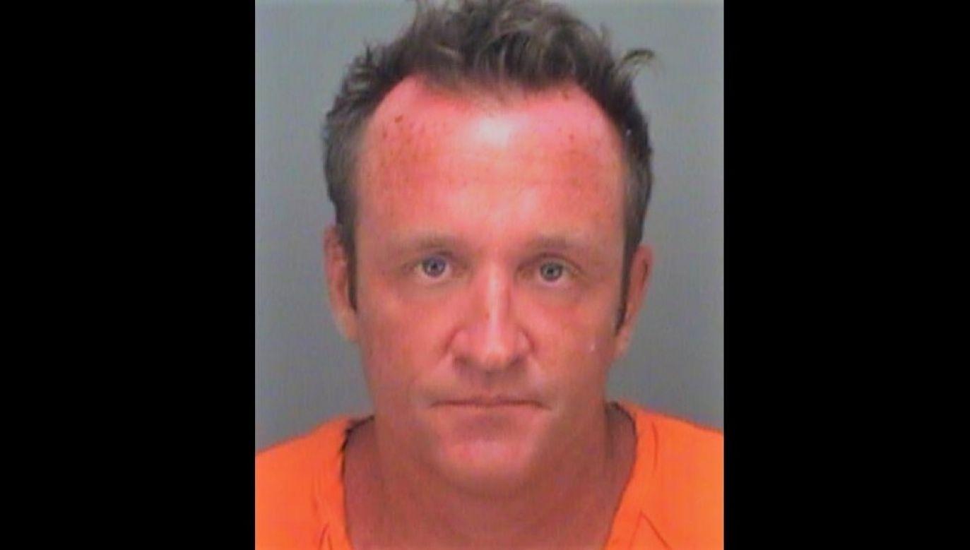 Daniel Albert Neja przyznał się także do włamania do szkoły podstawowej (fot. Pinellas County Sheriff's Office)