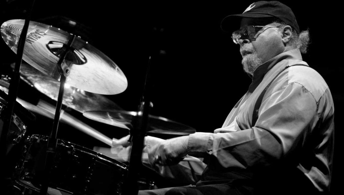 Jimmy Cobb współpracował z wybitnymi przedstawicielami jazzu (fot. PAP/EPA/ESTELA SILVA)
