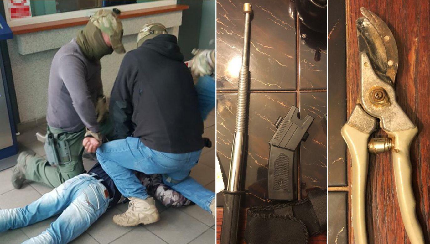 Pomysł miał się zrodzić w jednym z zakładów karnych  (fot. cbsp.policja.pl)