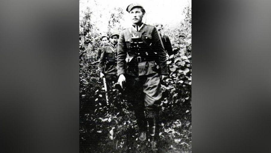 """Mieczysław Dziemieszkiewicz """"Rój"""" (fot. IPN)"""