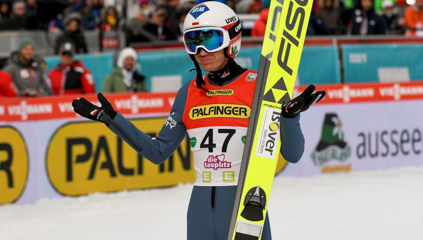 Kamil Stoch (fot. Getty Images)