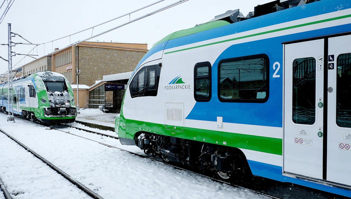 Pociągi wyprodukowane w Bydgoszczy mająwzięcie w Europie (fot. PAP/Darek Delmanowicz)