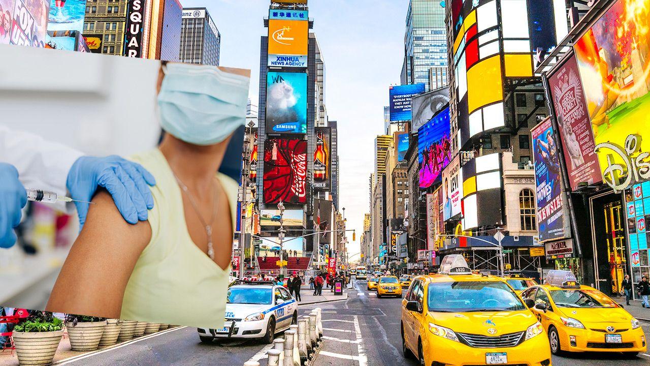 Miasto znajduje się w obliczu kolejnej fali epidemii (fot. Shutterstock)
