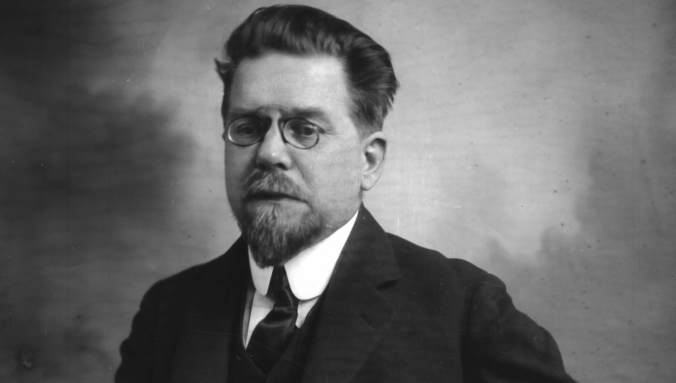 Władysław Reymont (fot. Choumoff/Roger Viollet via Getty Images)