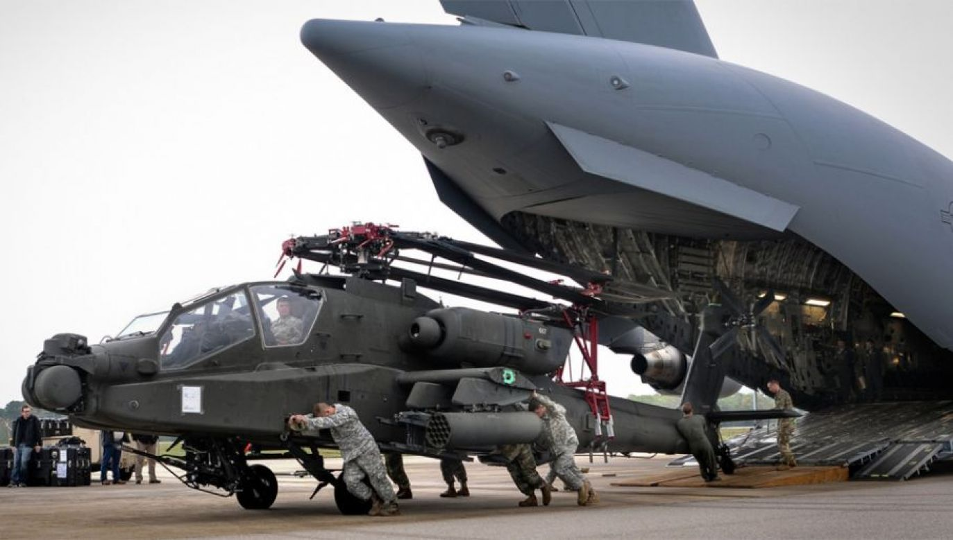 Ćwiczenia potrwają od lutego do maja (fot. US Army/Staff Sgt. Roberto Di Giovine)
