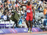 Lashawn Merritt wycofał się z rywalizacji biegaczy na 400 metrów (fot. PAP/EPA)