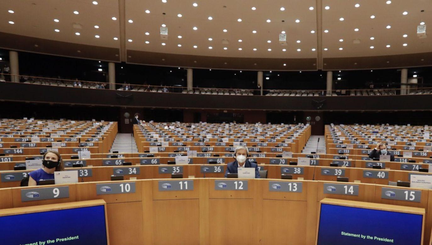 """""""Polska i państwa Grupy Wyszehradzkiej mogłyby odegrać wyjątkową rolę prekursorów reformy europejskiej"""" (fot. PAP/EPA)"""