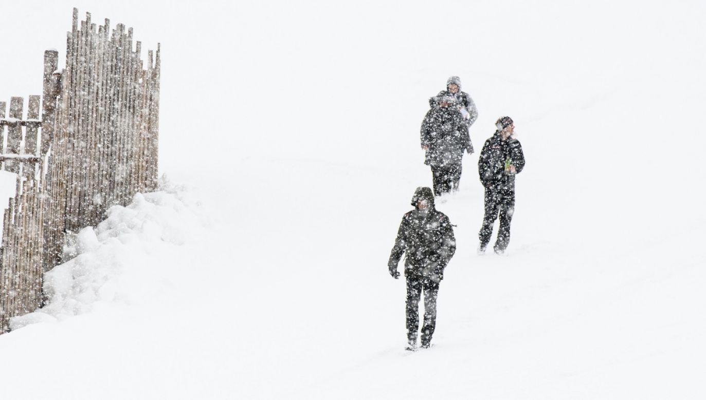 Prognoza pogody na następne dni (fot. PAP/EPA)
