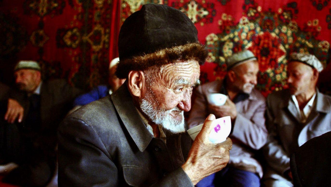 Władze ograniczają przyrost naturalny Ujgurów (fot. Kevin Lee/Getty Images)