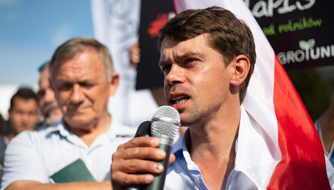 Michał Kołodziejczak (fot. Forum)