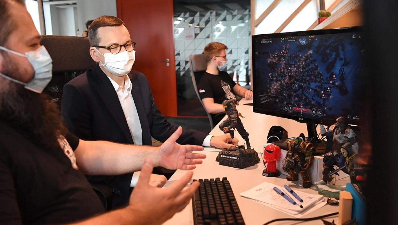 Gra This War of Mine ma zostać umieszczona na liście lektur szkolnych dla uczniów szkół średnich (fot. PAP/Piotr Nowak)