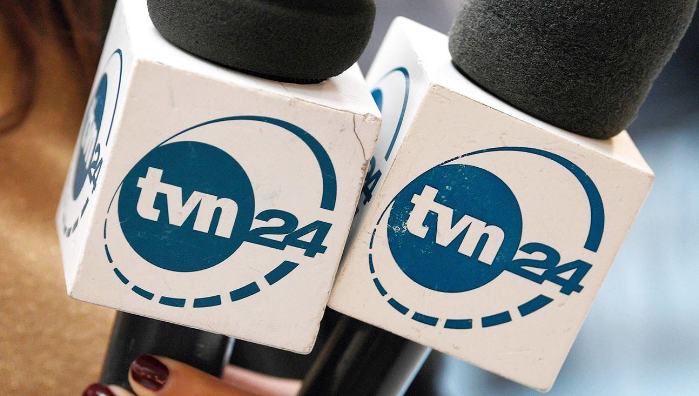 Nie ucichła jeszcze sprawa skrajnej manipulacji TVN (fot. arch.PAP/Darek Delmanowicz)