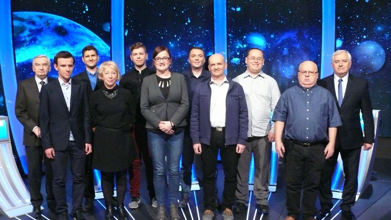 Zawodnicy 7 odcinka 109 edycji