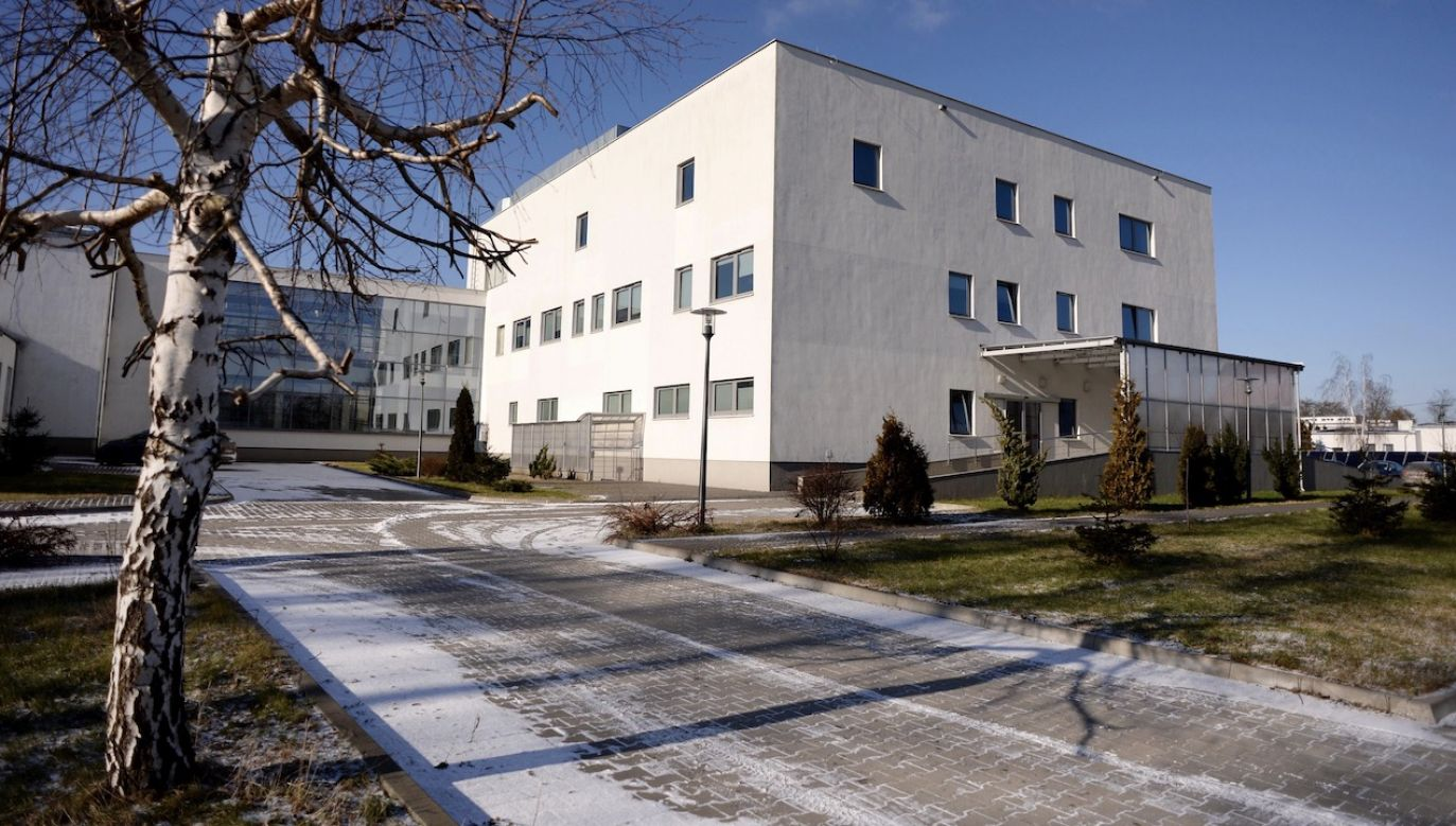 Szpital w Nowym Mieście nad Pilicą (fot. arch.PAP/Piotr Polak)
