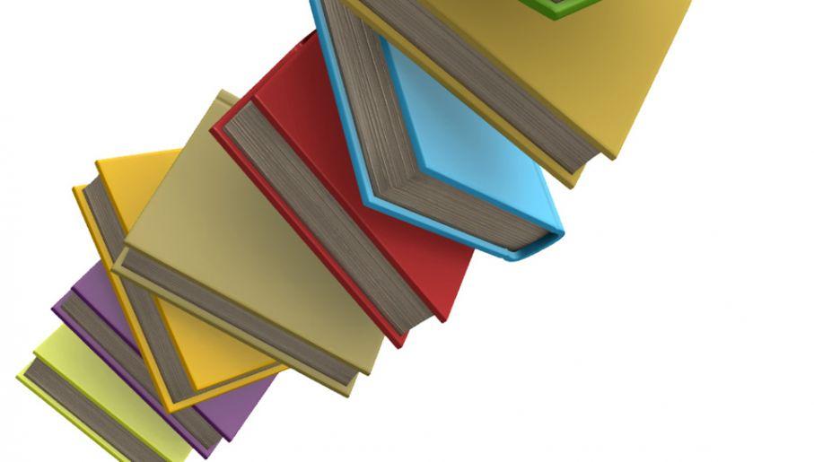 W Bibliotece Uniwersytetu Warszawskiego ułożone będzie najdłuższe książkowe domino świata.(fot. sxc.hu/josterix)