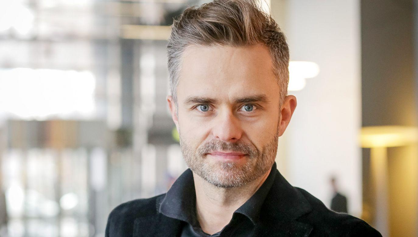 Adam Hofman, partner w R4S (fot. Forum/MAREK WISNIEWSKI)