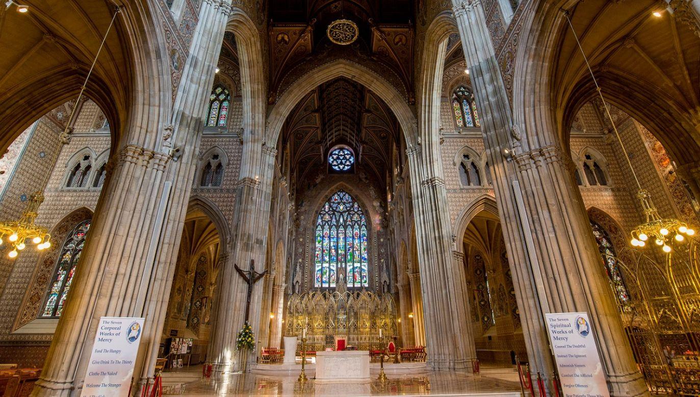 Nabożeństwo odprawiono w katedrze w Armagh (fot. Shutterstock, zdj. ilustracyjne)