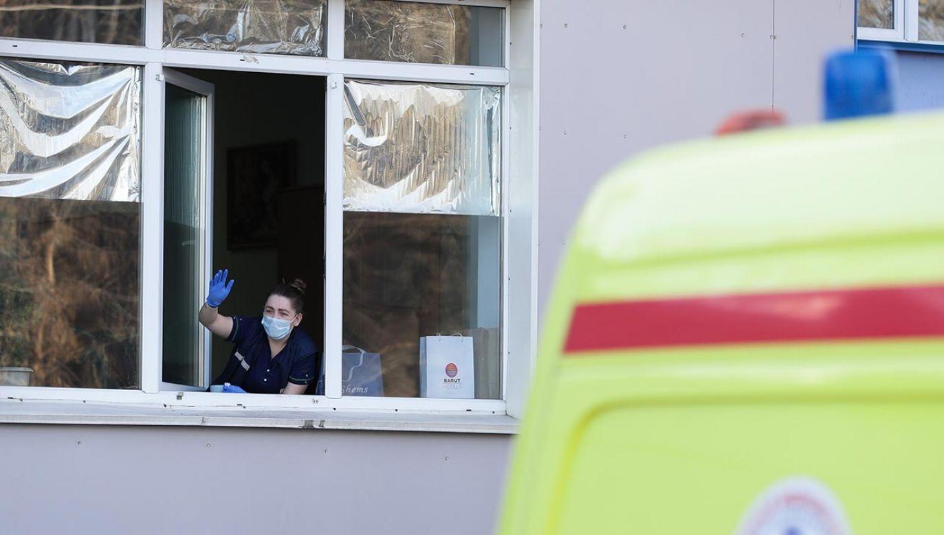 Sabrina Deliry uważa, że brak kontaktu z rodziną źle działa na pensjonariuszy (fot. Kirill Kukhmar\TASS via Getty Images)