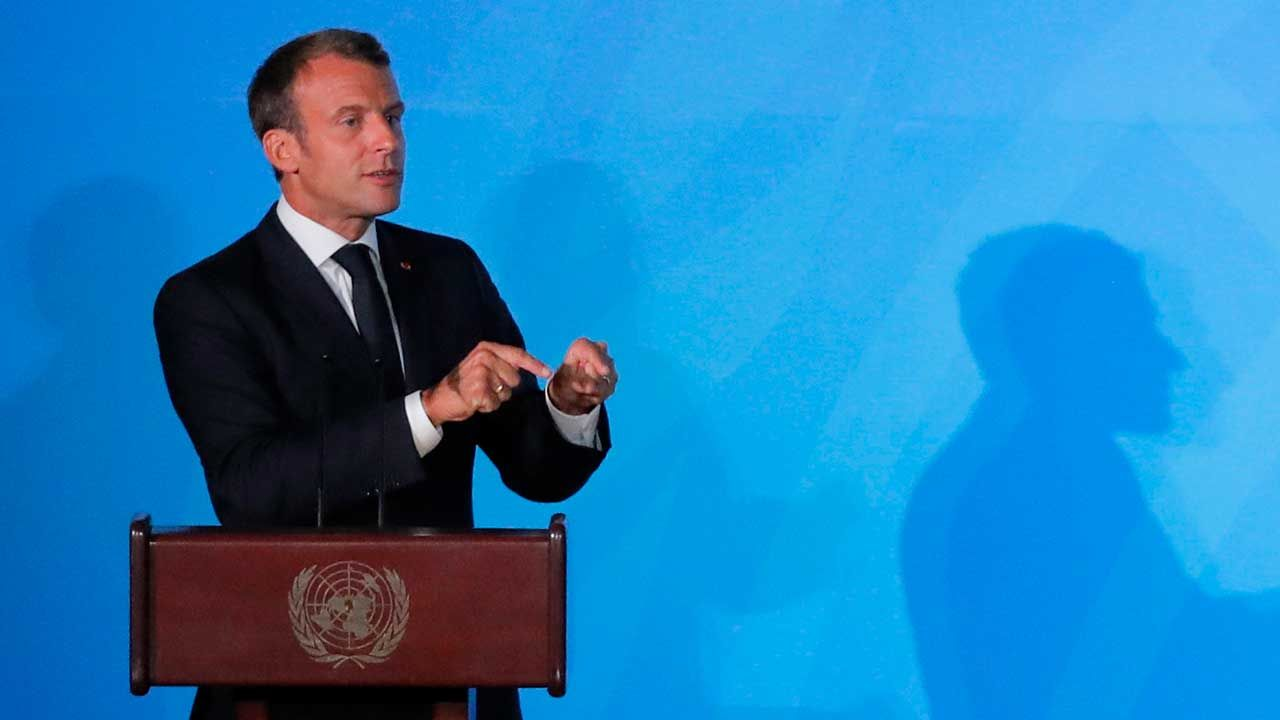 Polska blokuje wspólne wysiłki UE na rzecz ochrony środowiska – ocenił Macron.  (fot. REUTERS/Lucas Jackson)