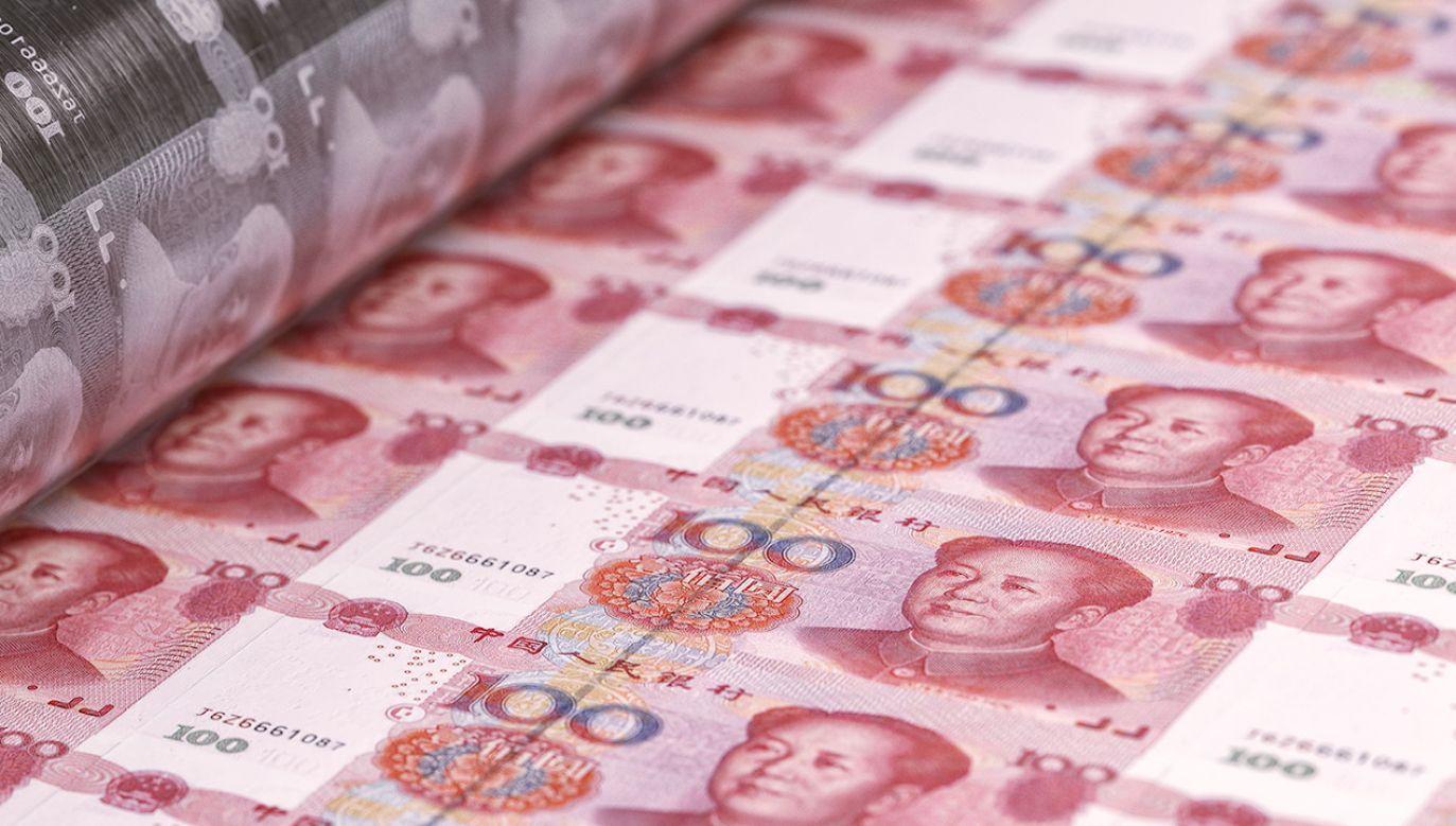 Ludowy Bank Chin wprowadził swoją pierwszą cyfrową walutę (fot. Shutterstock)