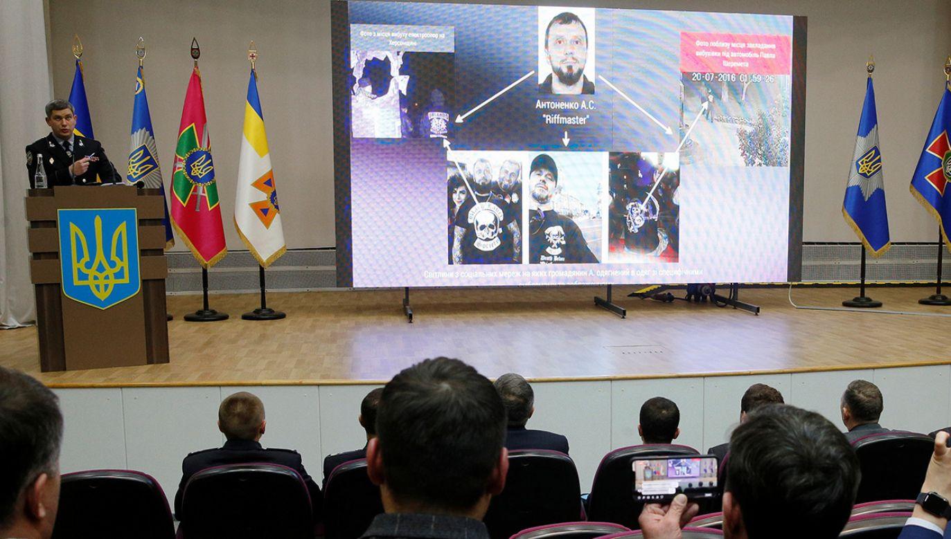 Ukraińskie służby poinformowały o wynikach śledztwa (fot. Reuters/Valentyn Ogirenko)