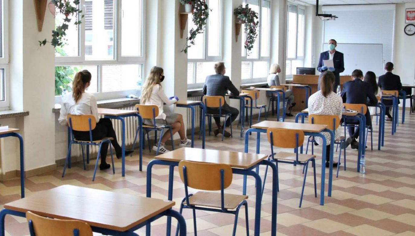271 tys. maturzystów napisze we wtorek egzamin z języka polskiego (fot. CKE)