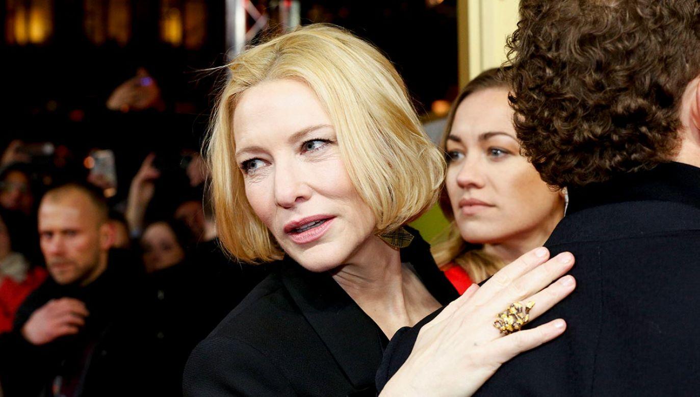 Aktorka opowiadała, jak spędza czas w domu (fot. Isa Foltin/WireImage))