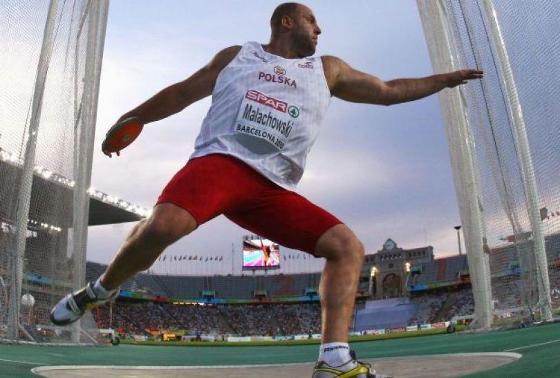 Piotr Małachowski – rzut dyskiem (fot. Getty Images)