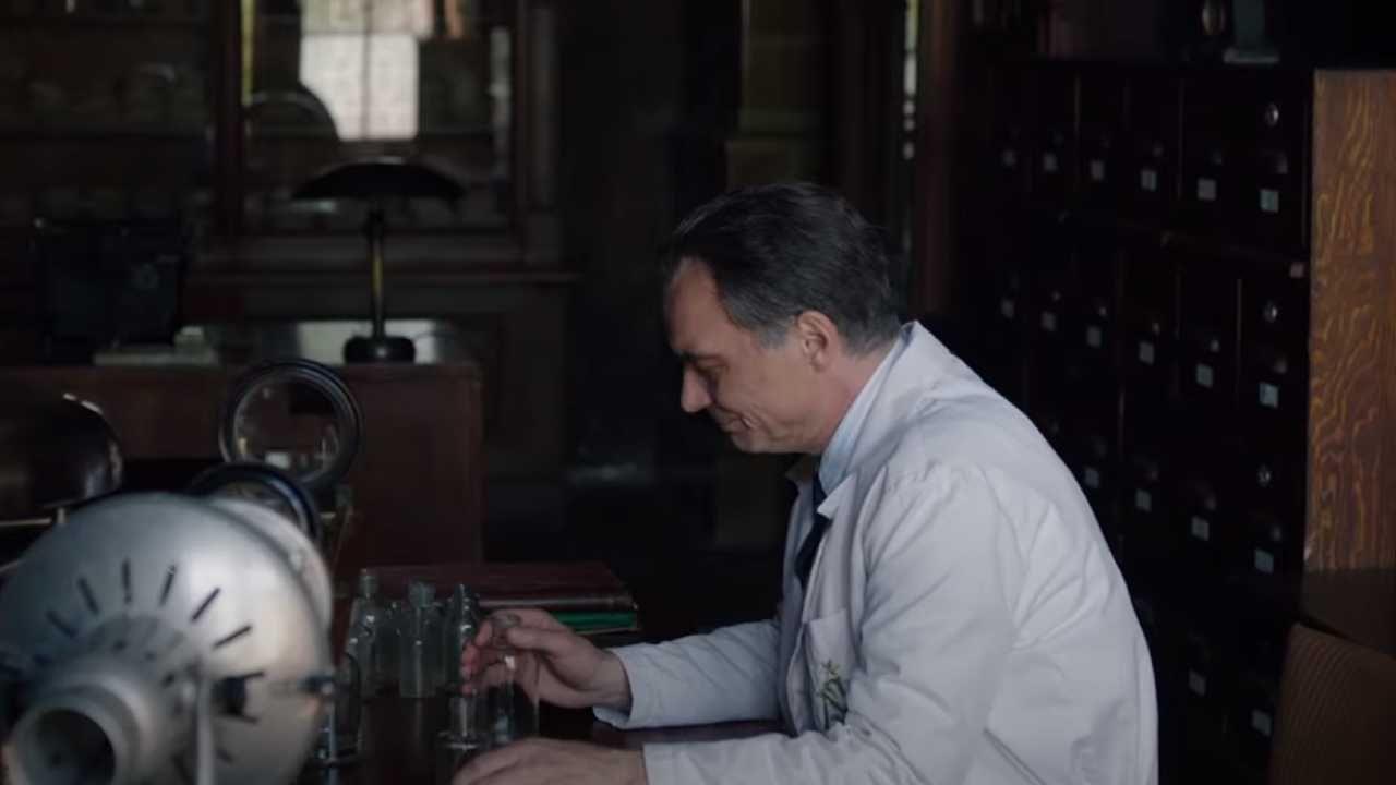 "Kadr z filmu Agnieszki Holland ""Szarlatan"" (fot. źródło YouTube)"